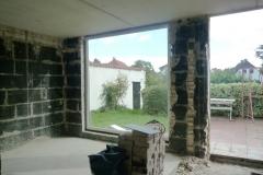 Kernsanierung eines Einfamilienhauses in Altheikendorf