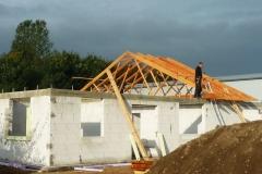 Neubau eines Bürogebäudes in Bredenbek Gewerbegebiet