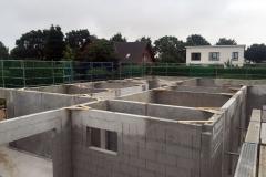Neubau Winkelbungalow