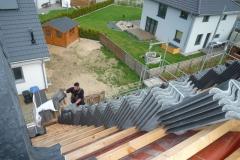 Neubau eines Einfamilienhauses  in Flintbek -