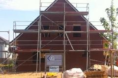 Neubau eines Einfamilienhauses  in Flintbek