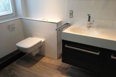 Sanierung und Modernisierung eines Einfamilienhauses in Heikendorf